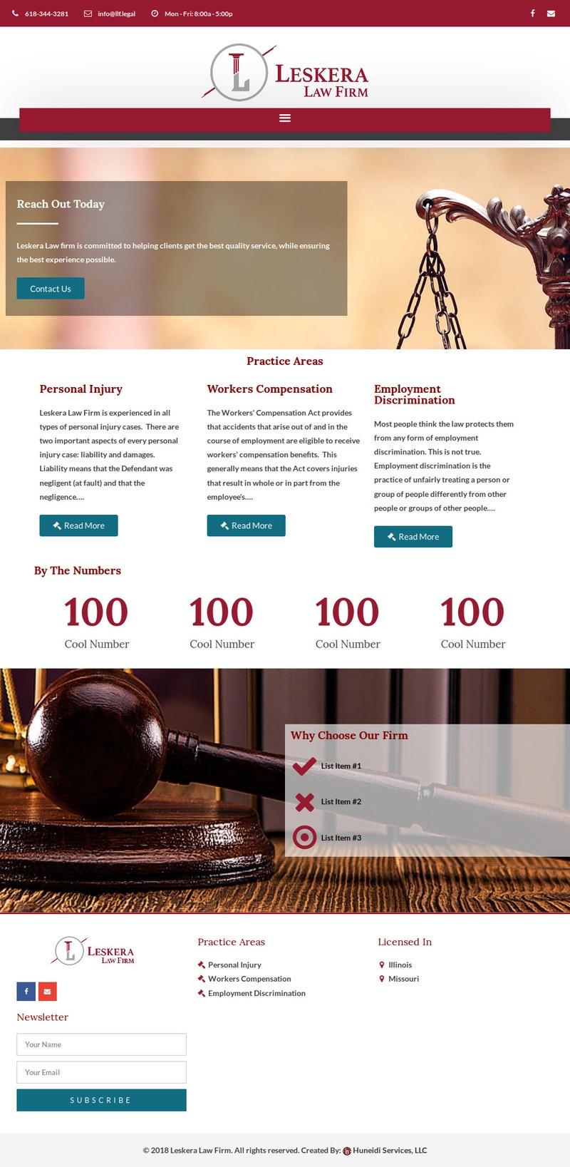 Leskera Law Firm