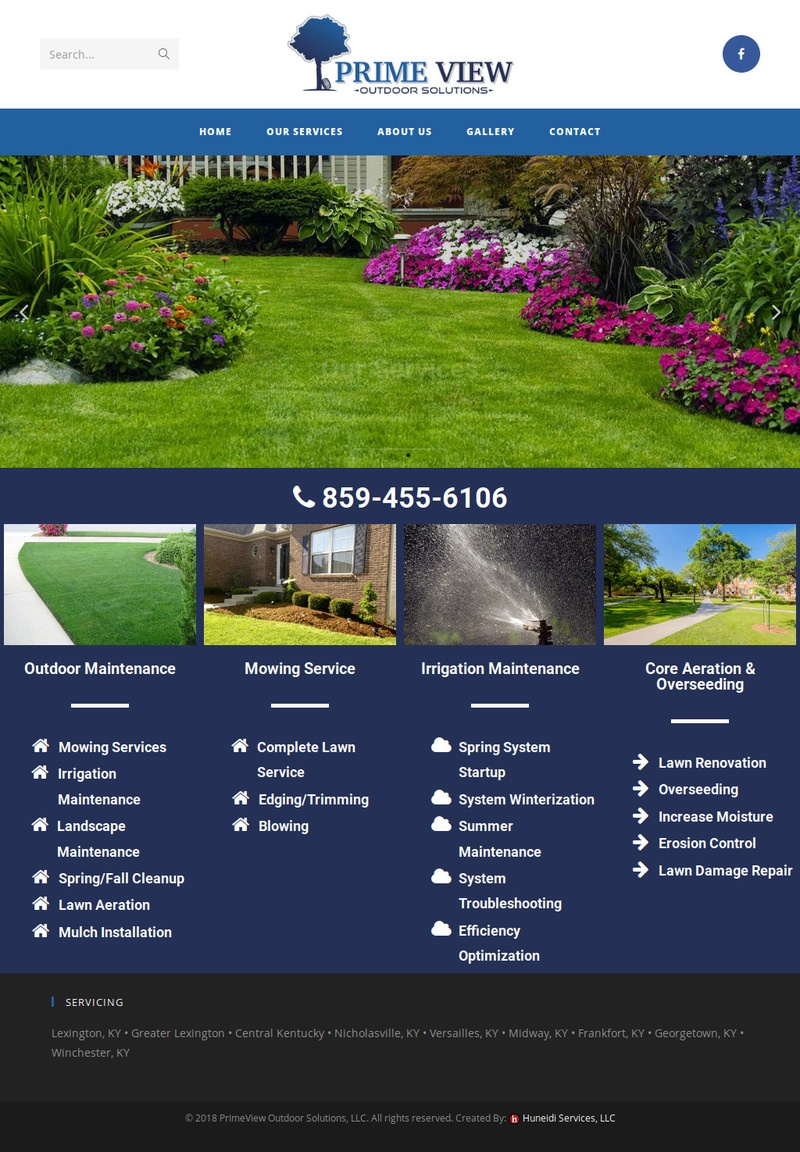 Prime View Outdoor Solutions